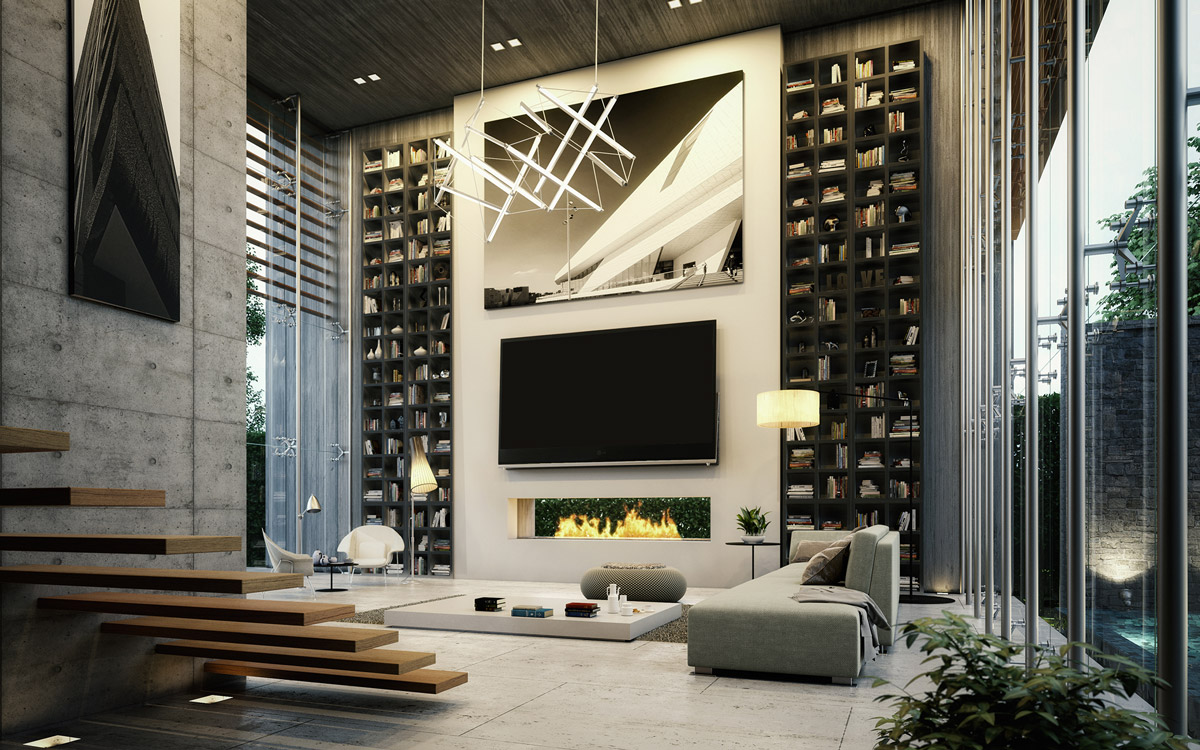 Interior Designing Ideas for your Living Room