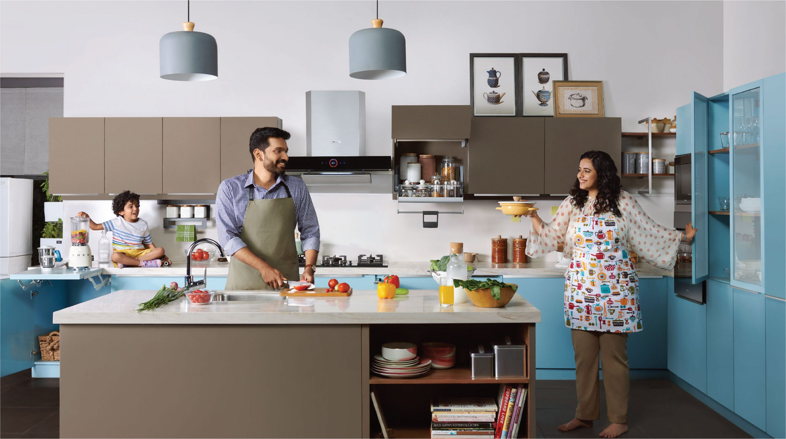 Ideas for a Low-Cost Modular Kitchen