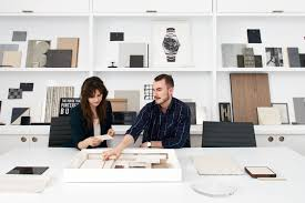 Process of work in the world of interior designing