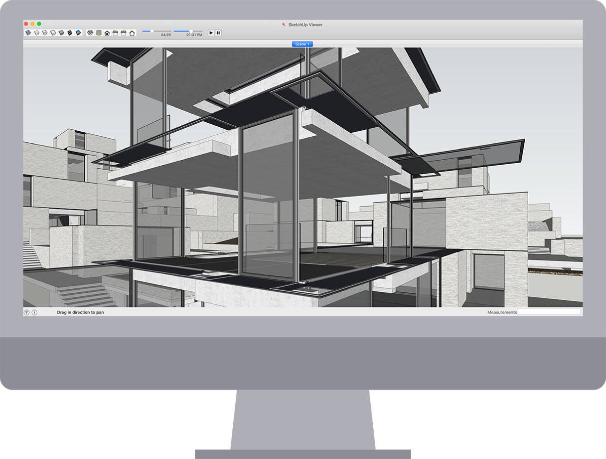 Free Softwares to Work on Architectural Designing