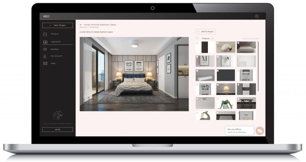 Software and Tools for Designing Interior of your Home