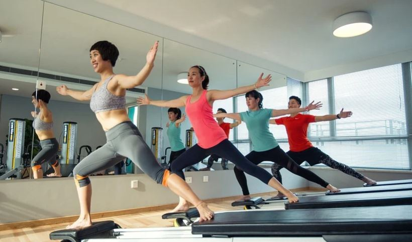 Pilates Workout That You Can Do Right Now