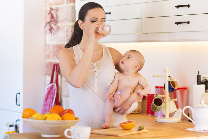 How to take care of your diet post pregnancy?